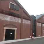 48745120 - 双子の赤レンガ倉庫。この中に、レストランがあります。