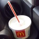 マクドナルド - ドリンクはスプライト 氷なし