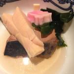 和旬楽 - 鰆と若竹の炊き合わせ