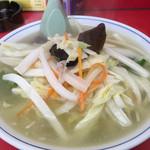 中華料理 宝楽 - タンメン(630円)