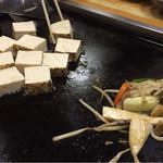 帆風 - 豆腐焼き