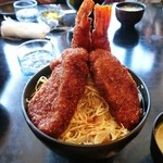 ガロ - ミックス丼