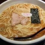 中華蕎麦 金魚 - 中華蕎麦大盛