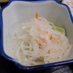 ひばり茶屋 - 小鉢 酢の物