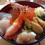 おかせい - 特選女川丼 2,600円