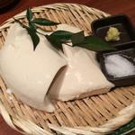 魚匠 銀平 - 手造り豆腐