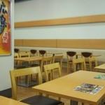 フードテラス 遊食亭 - 飲食スペース ※共有スペース(2016.03.17)