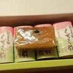 御菓子の竹美堂 - 料理写真:竹美堂@新庄 ミニくぢら餅醤油