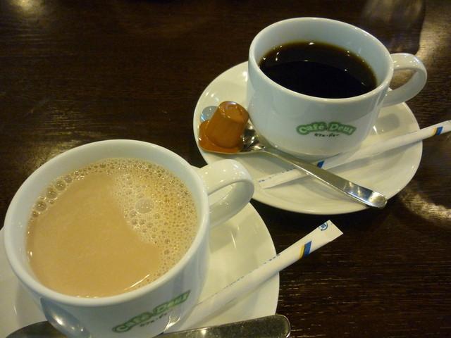 Cafe Deux - カフェオレとアメリカン