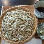 SOBA CAFEゆうひ - ざるそば 650円
