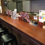 肉骨茶 - 肉骨茶(バクテー)(東京都北区上十条)カウンター