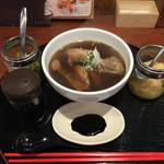 肉骨茶 - 肉骨茶(バクテー)(東京都北区上十条)ガッツバク(単品)830円・小鉢ごはん付980円