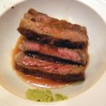 ラ・ベランダ - 肉っす。これの2.5倍くらい食べました。(笑)