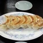 中華料理 吾作 - 「餃子」(500円)