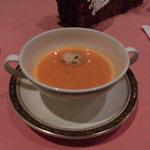 48764031 - 前菜のスープ
