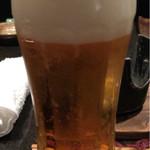 舞桜 - ドリンク写真:生ビール