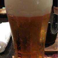 舞桜-生ビール