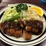 きっちんケミア - ミソヒレ定食