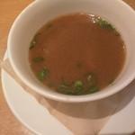 やきもんや Saute - スープ   豚汁