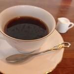 Cafe&diner West - 食後のコーヒー