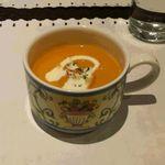 48767095 - 野菜のスープ