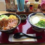 沖縄そばと島豆腐の店 まつばら家 -