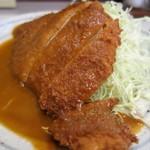 金鯱山 - とんかつ(とんかつ定食)