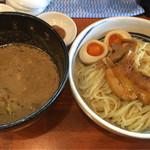 つけ麺 鉄餃子 多聞 - つけ麺☆スープ