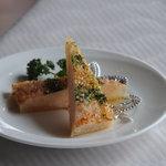 中国料理 桃林 - プリプリ海老のはとし(幕末セット)