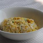中国料理 桃林 - からすみ入り炒飯