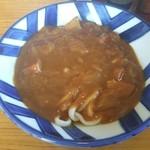 いしどう - 料理写真:カレーうどん