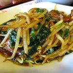 中国菜家明湘園 - 味付け濃いめでご飯がすすむ!(2016,03/13)