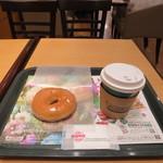 クリスピー・クリーム・ドーナツ - MORNING COMBO