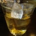 和食堂 穰(ゆたか) - まるで梅酒なノンアルコール