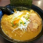 らぁ麺 はせ川 - 料理写真:らぁ麺 650円