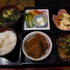 一八飯店 - 料理写真:日替わり定食550円