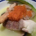 創作料理 宿 - ●大アサリと真鯛のナージュ