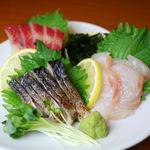 日本酒のめるとこ - 料理写真: