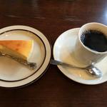 ドリームコーヒー - コーヒーとケーキで410円!