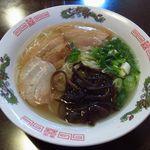 かみ沖 - 料理写真:ラーメン