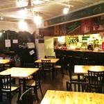 Cafe & Bar OZ - 店内