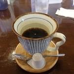 とんかつ 播 - コーヒー