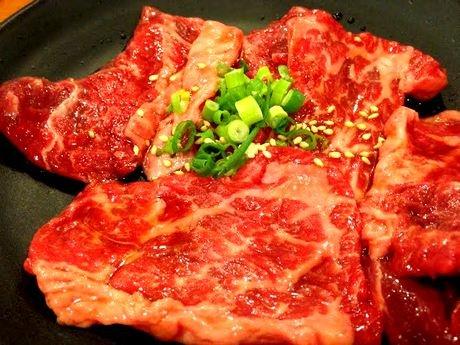 七輪焼肉 安安 平和島店の料理の写真