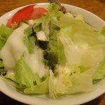 浪漫亭 - サラダ