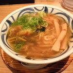 麺や 龍福 - 黒玉です。