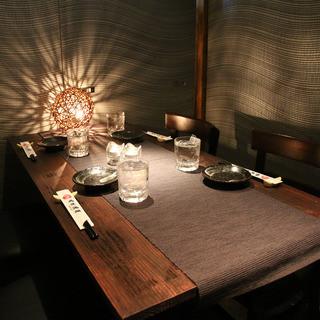 新橋駅徒歩1分♪優雅な個室完備!