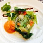 48785344 - 野菜のテリーヌ