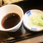 48785794 - そばつゆ 薬味