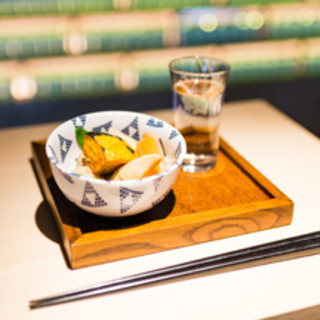 日本酒とおそうざいのお得なセットございます