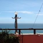 アマルフィイ デラセーラ - 2010/08 テラスからの眺め